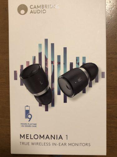 Melomania 1 箱